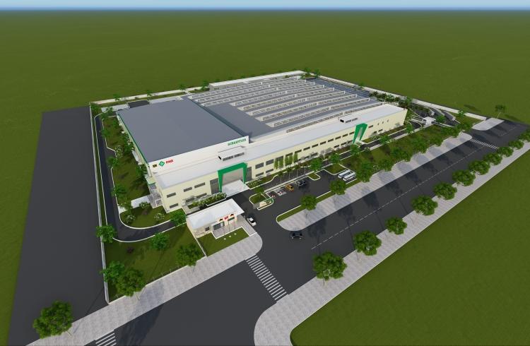 越南 SCHAEFFLER 工厂
